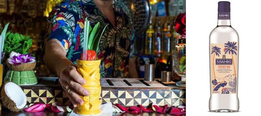 Mahiki Coconut Rum Liqueur