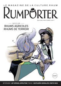 Rumporter magazine Avril 2017