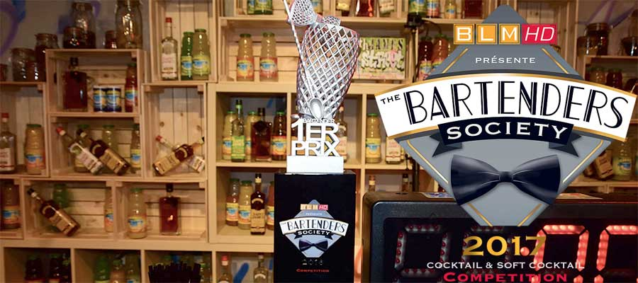 The Bartenders Society : les finalistes sont connus !