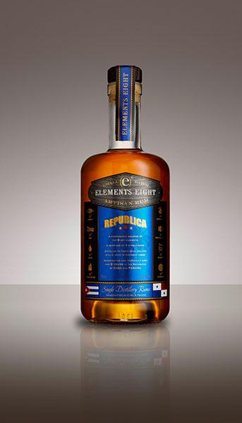 lements Eight Republica Rum