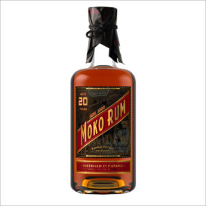 Moko Rum 20 ans