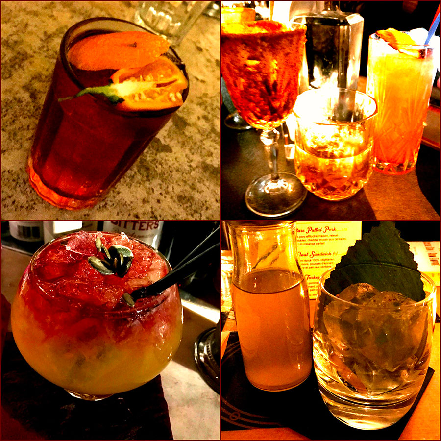 Bars à cocktaisl parisiens