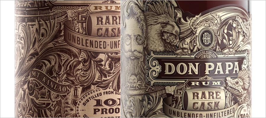 Don Papa presenta Rare Cask, su nueva edición limitada