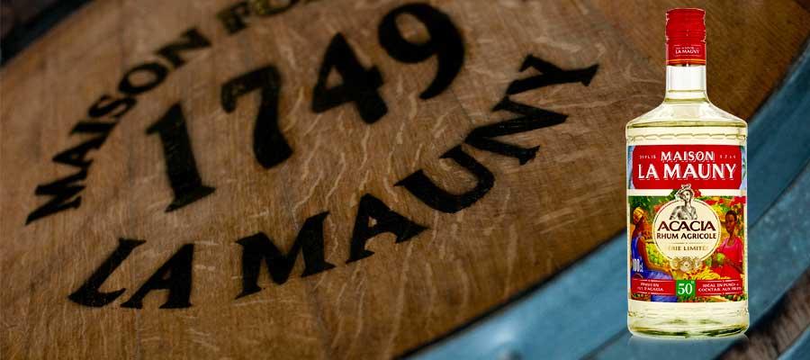 La Mauna acacia finish