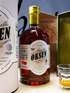 Oksen Spiced rhum
