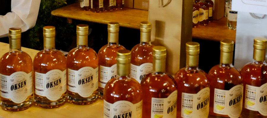 Oksen : le premier spiced rhum artisanal français