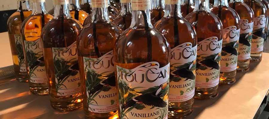 Rhum agricole Toucan vaniliane