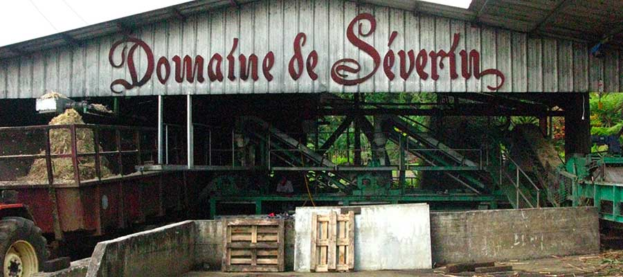 Distillerie de Séverin