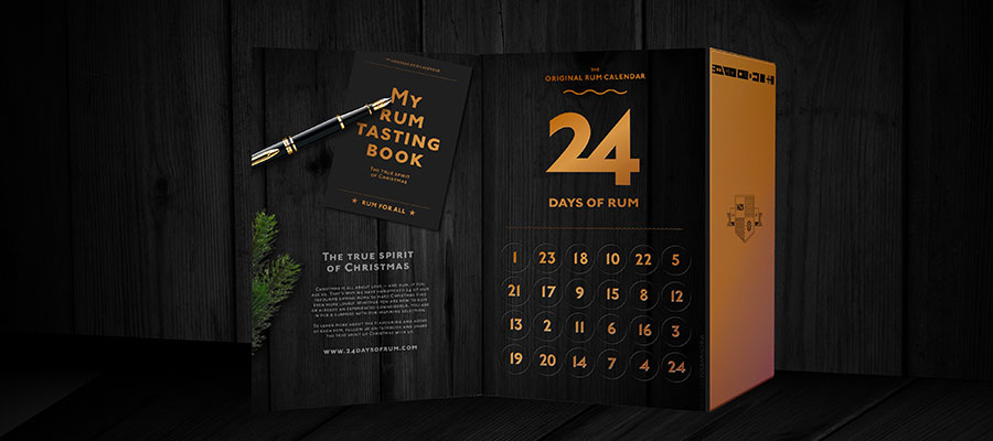 24 days of rum le calendrier de l avent sp cial rhum est de retour. Black Bedroom Furniture Sets. Home Design Ideas