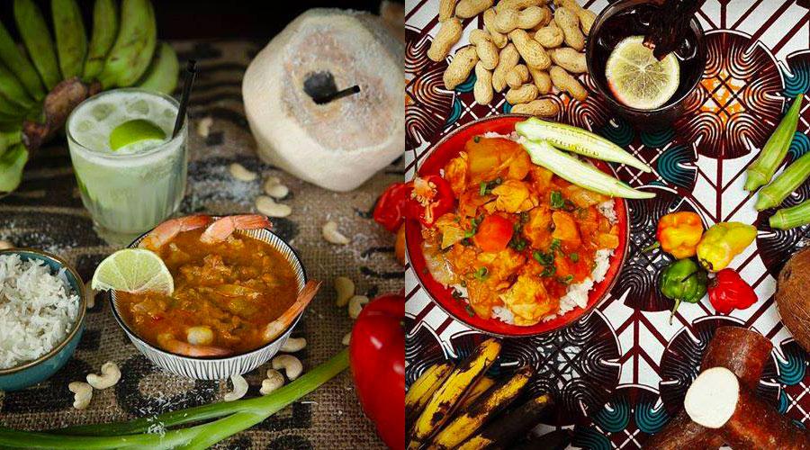 Michael Landart - Maria Loca food
