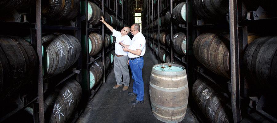 Diplomático Distillery Collection : entretien avec les Maîtres de Chai