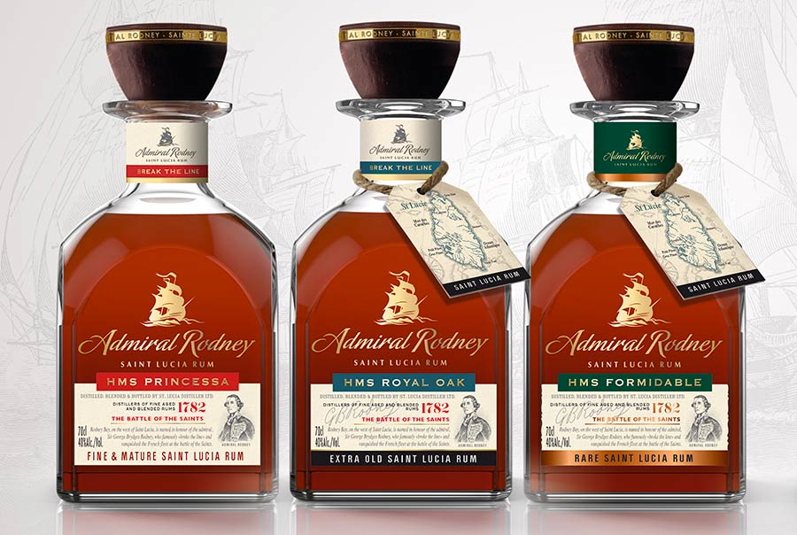 Nouvelle gamme Admiral Rodney