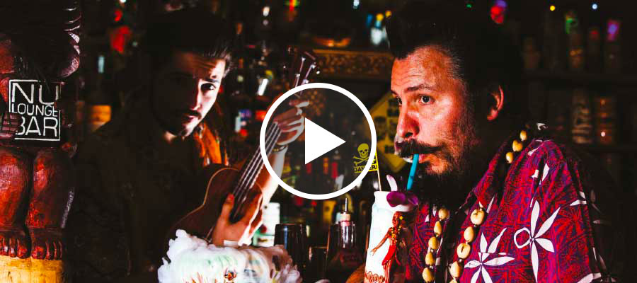 "Vidéo : Masterclass « Let's get Tropical – Basic Tiki cocktails""  avec Daniele Dalla Pola"