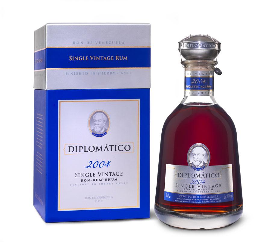 Diplomático Single Vintage 2004