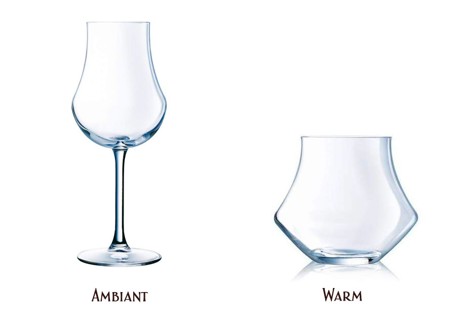 verre dégustation