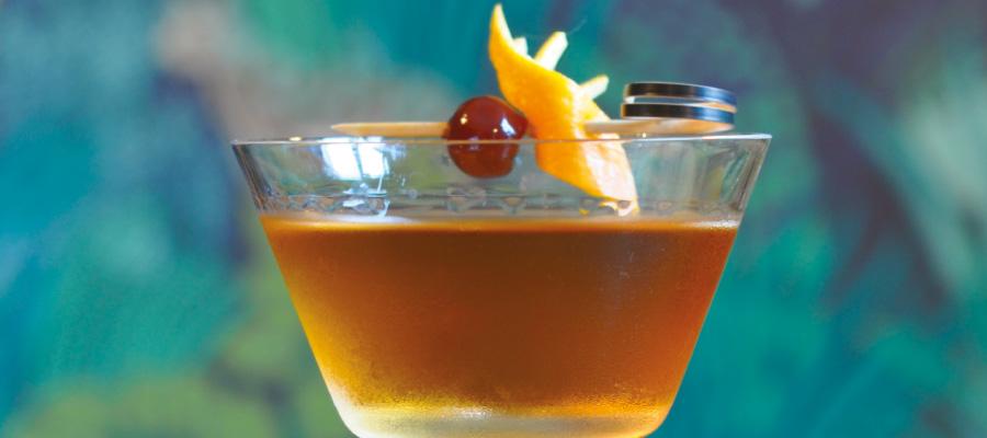 """Recette de Cocktail : """"When Asia Meet France"""" au Naga Rum"""