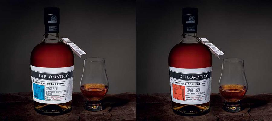 Diplomático Distillery Collection, deconstruyendo la gama  tradicional