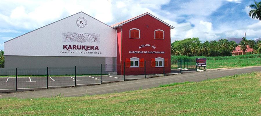 Visite Distillerie Karukera - Guadeloupe