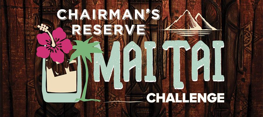 Chairman's Reserve Mai Tai Challenge : les inscriptions sont ouvertes !