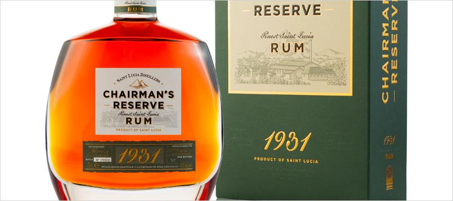 Chairman's Reserve 1931 revient, encore plus fort, encore plus différent !