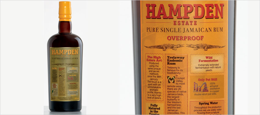 Hampden fait ménage à trois avec La Maison du Whisky & Velier !
