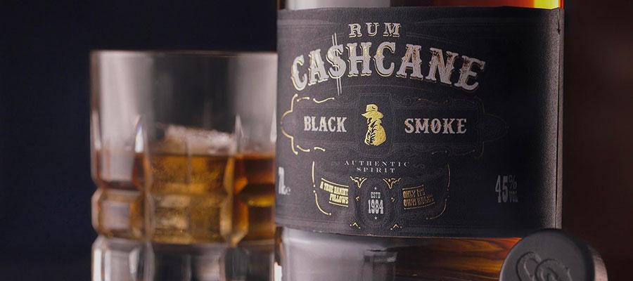 Cashcane Black Smoke: on innove chez les cowboys!