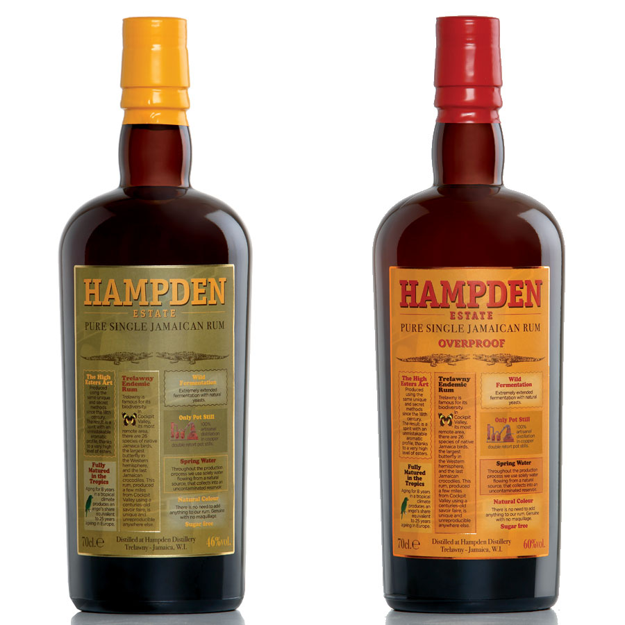 Hampden - rhum Jamaique - LMDW - Velier