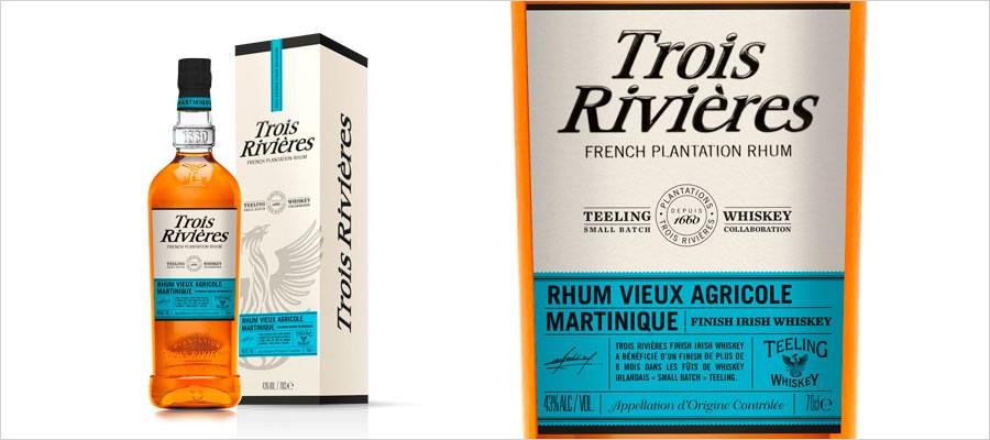 Rhums Trois Rivières : quand la Martinique fait trempette dans le lac du Connemara