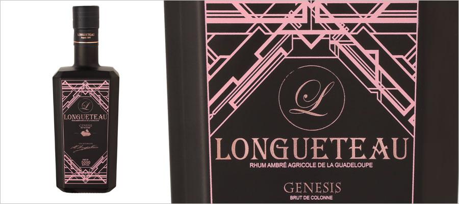 Rhums Longueteau : un Genesis 2016…  Ambré !
