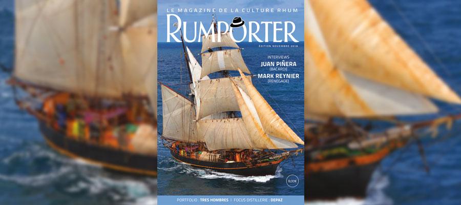 Magazine Rumporter : l'édition de novembre est disponible !