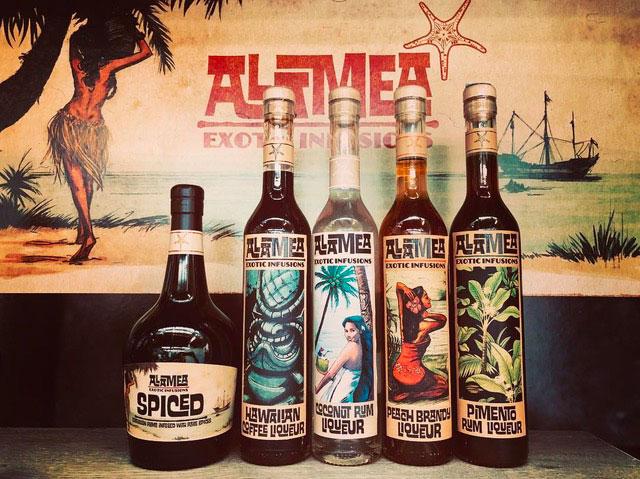Alamea, la liqueur pour tiki