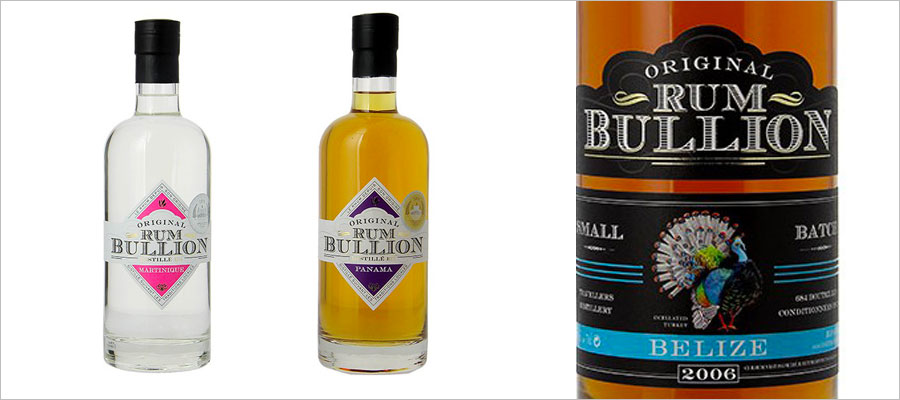 Rum Bullion sort de l'arène, attiré par les objets brillants