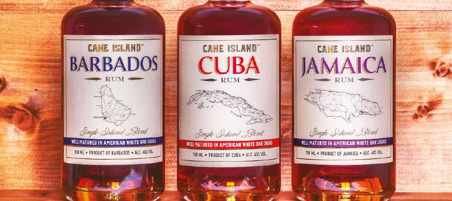 Cane Island deals the cards