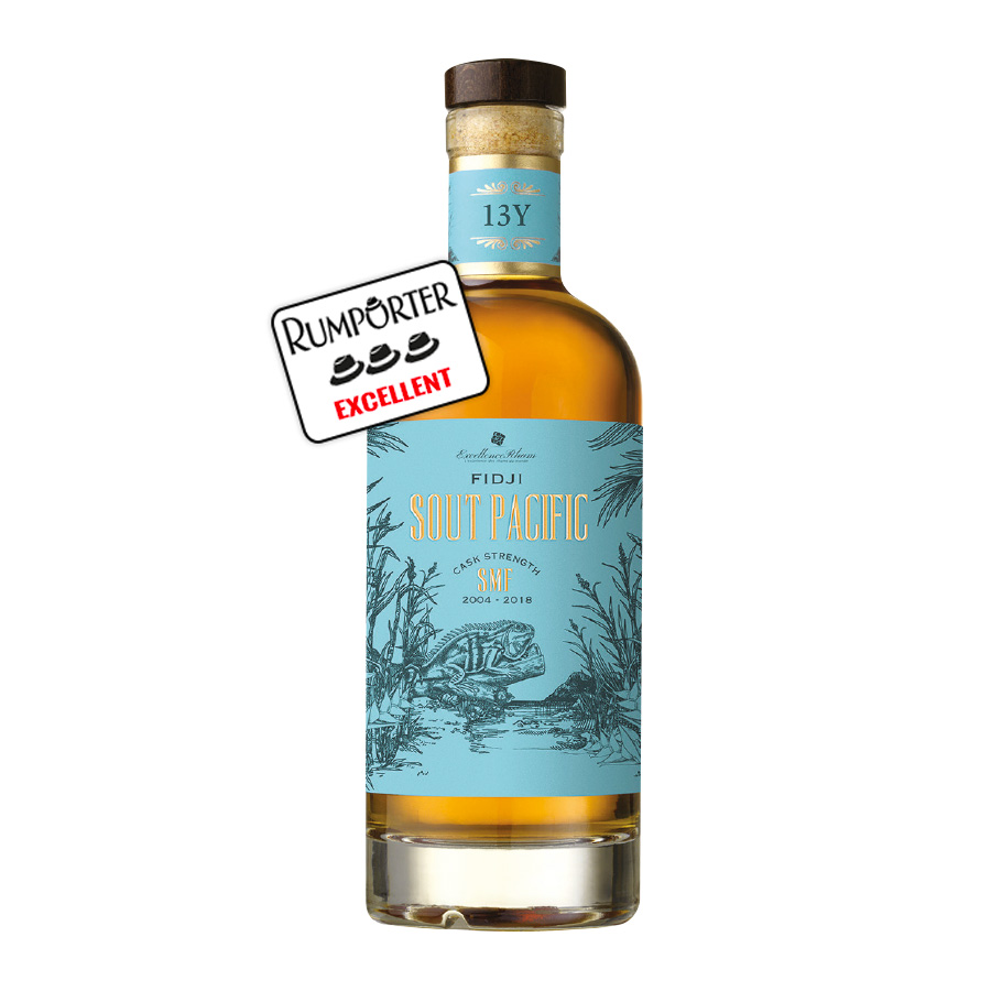 Excellence Rhum South Pacific Distilleries
