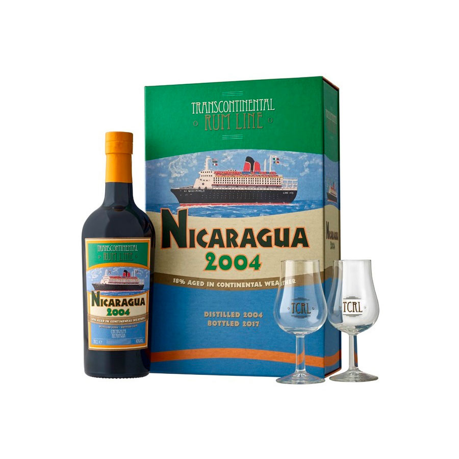 Transcontinental Rum Line - Nicaragua 2004