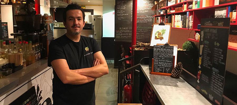 Paris : La Table du Loup,  le merveilleux combo restaurant, bar et rhumerie