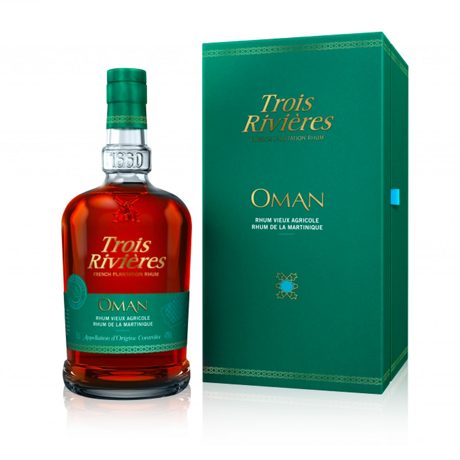 Rum Awards 2018 Caribbean Journal TRois rivieres Oman