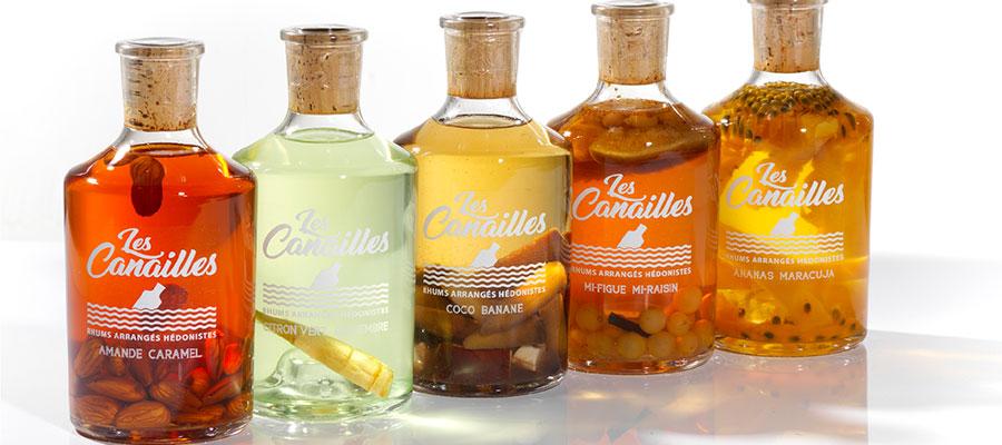 Les Canailles : le rhum arrangé qui sent bon la Provence !