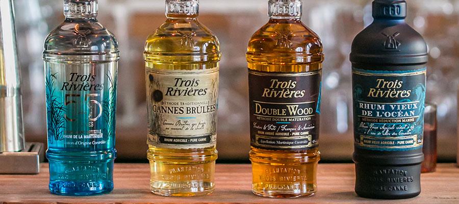 "Trois Rivières launches its ""The Bar Editions Range"""
