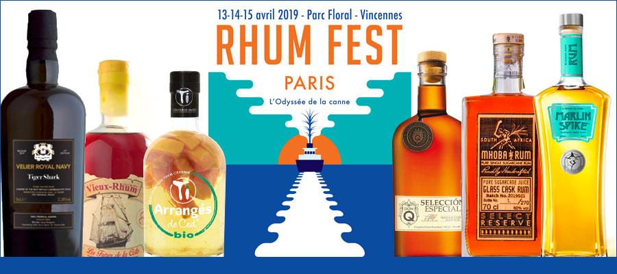 Rhums : Tendances & nouveautés à ne pas manquer au Rhum Fest Paris