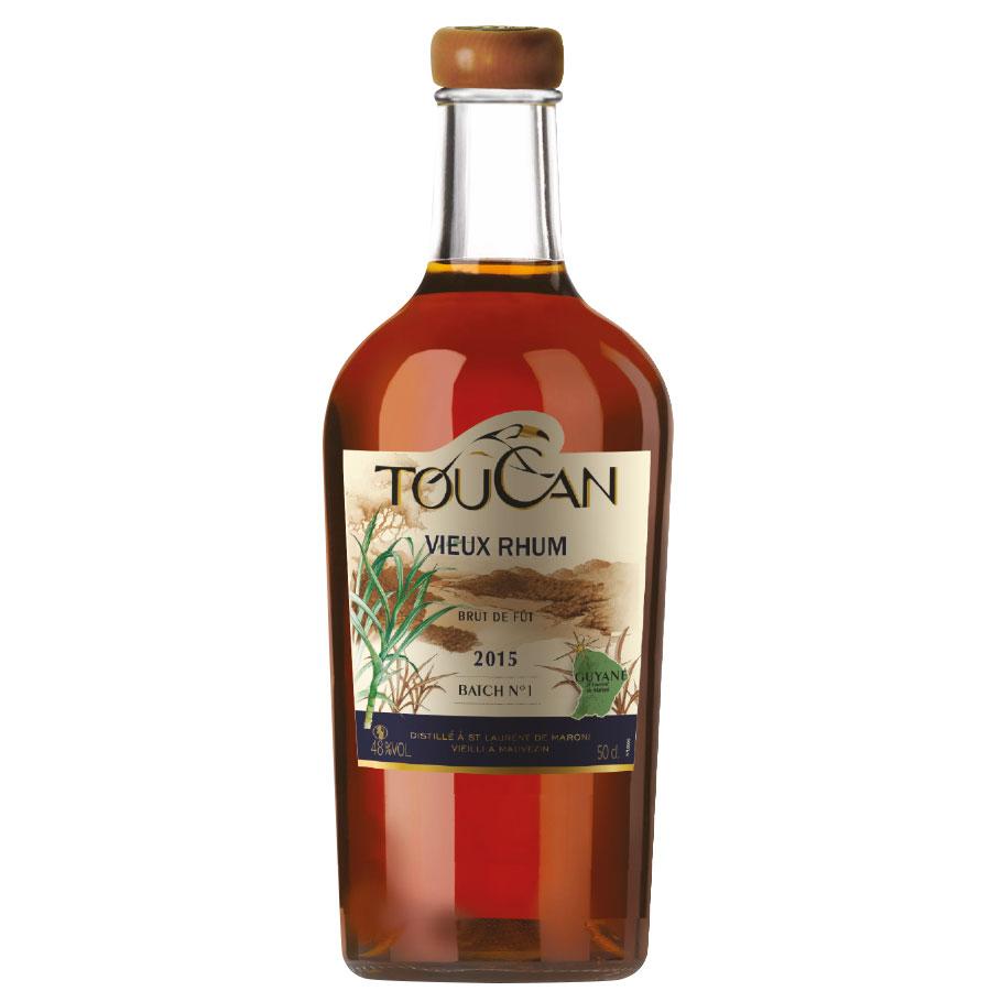 Toucan Vieux rhum
