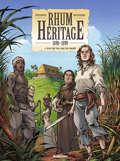 Rhum Heritage - BD