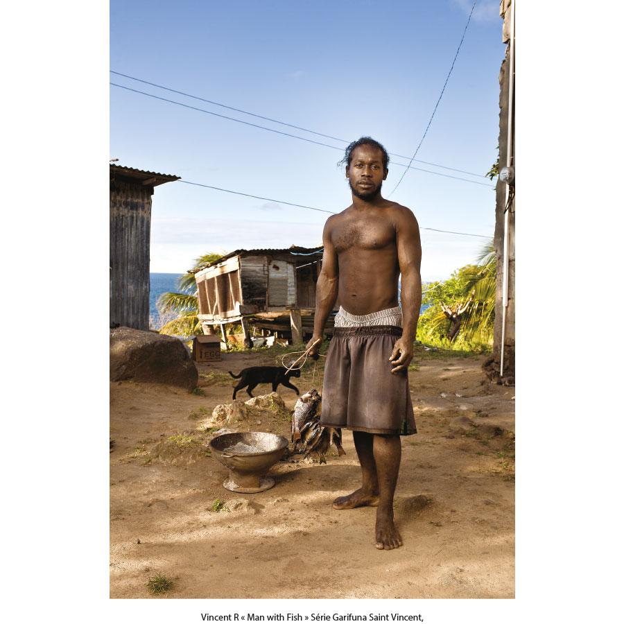 Robert Charlotte, regards sur l'odyssée des Garifunas