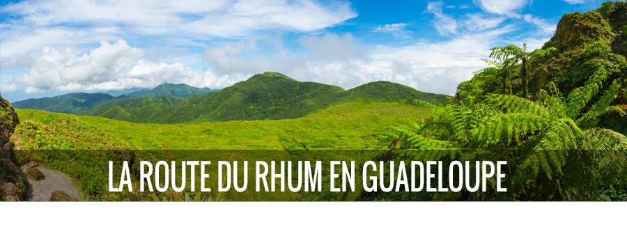 Route du rhum en Guadeloupe