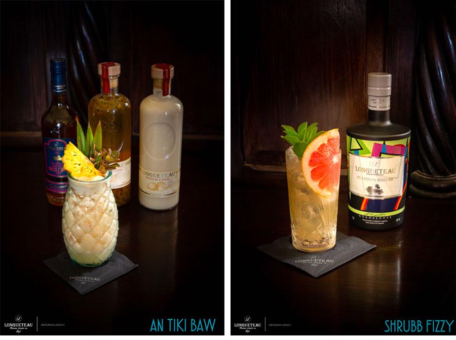 Longueteau Cocktail Tour
