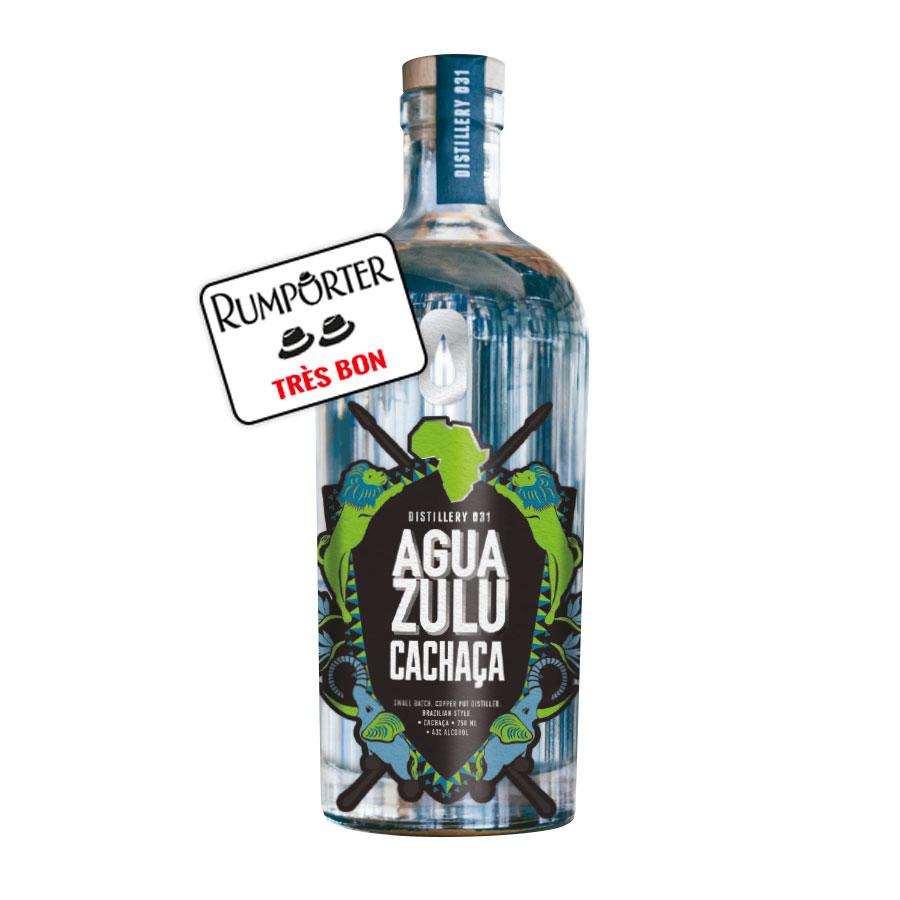 Agua Zulu Cachaça