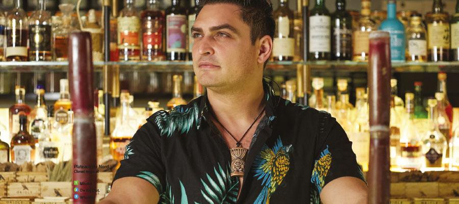 Les yeux dans le shaker : Georgi Radev, le nouveau maître des cocktails exotiques