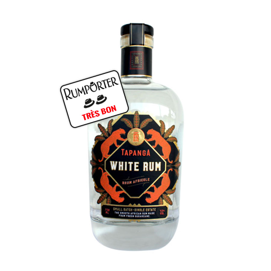 Tapanga White Rhum