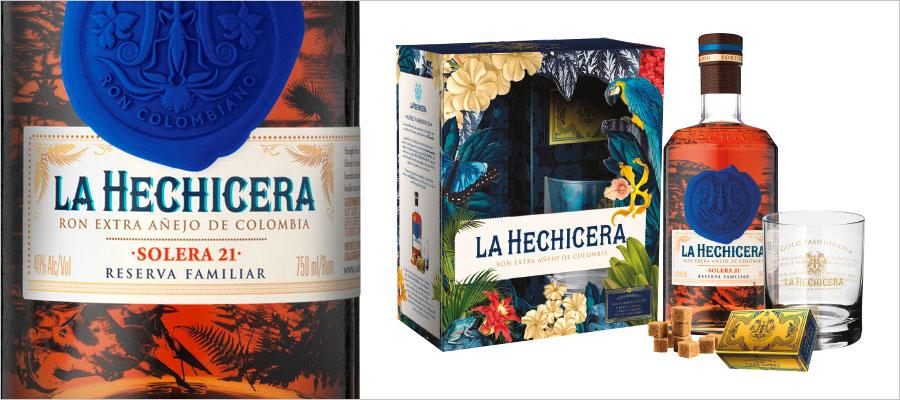 Pernod Ricard fait l'acquisition de la marque La Hechicera