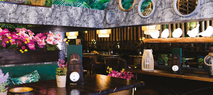 Londres : Laki Kane, une nouvelle vision des cocktails tropicaux